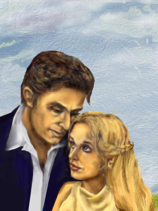 Greg and Elise
