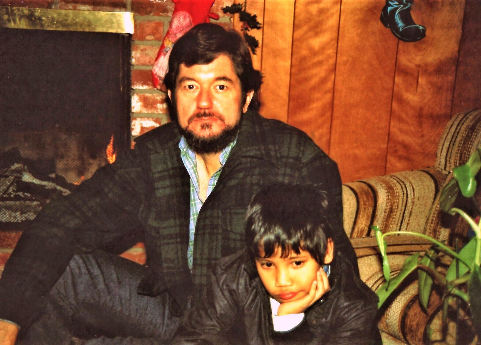 A Life Well-Lived:  A Son's Tribute  To A Father